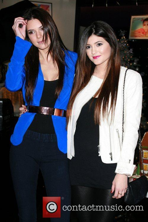Kendall Jenner and Kylie Jenner 27