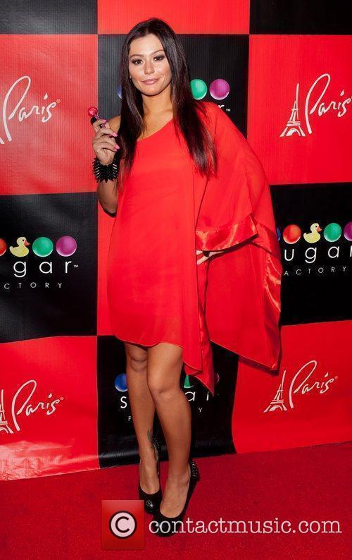 Celebrates her 26th birthday Gallery nightclub inside the...