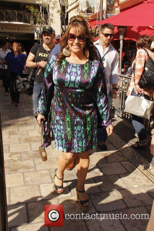 jenni rivera at the grove to appear 5807575
