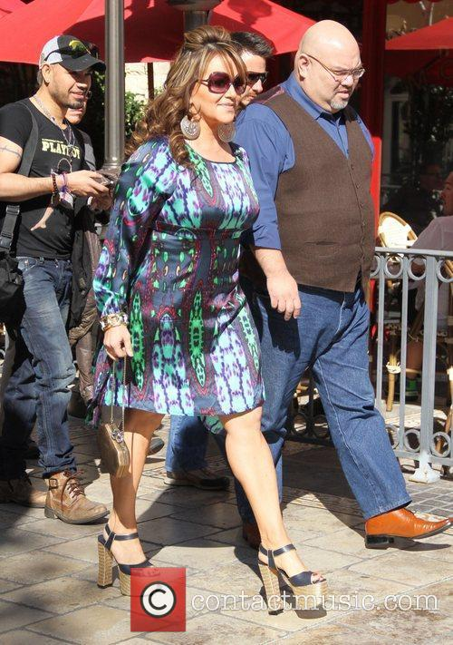 Jenni Rivera at The Grove to appear on...
