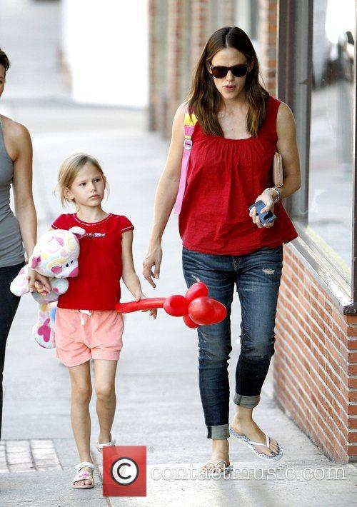Jennifer Garner out and about in Pacific Palisades...