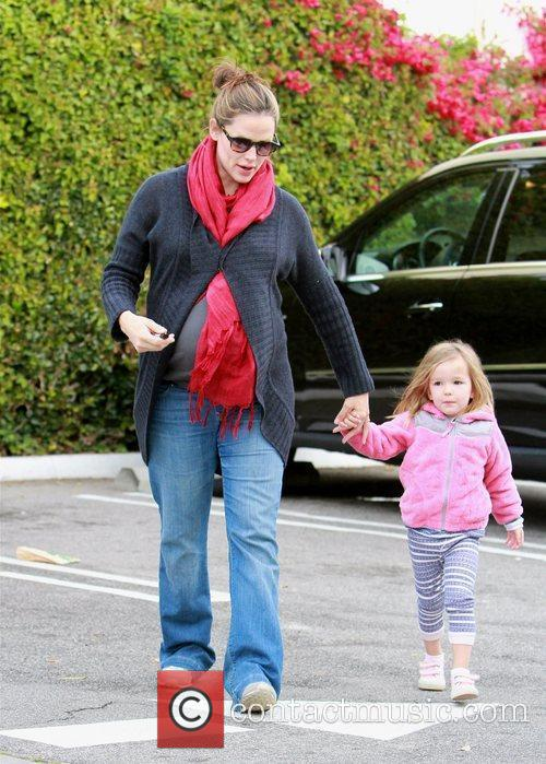 jennifer garner and her daughter seraphina affleck 5790473