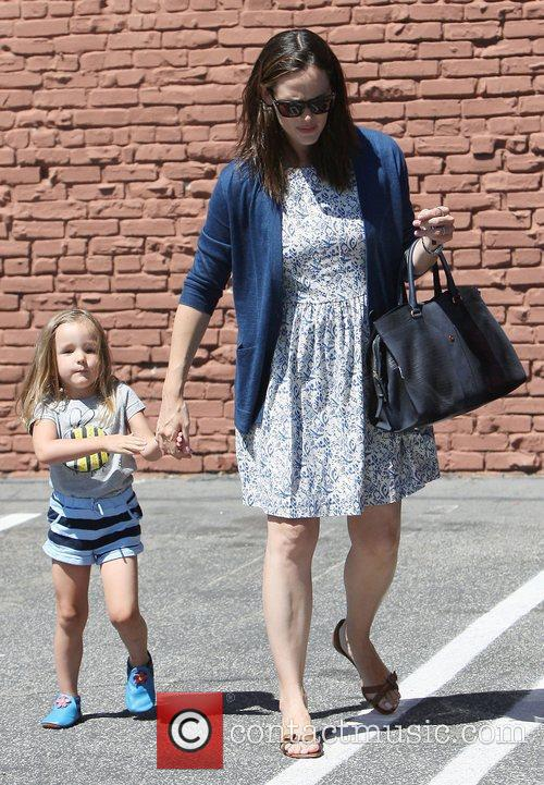 jennifer garner and her daughter seraphina affleck 3982207