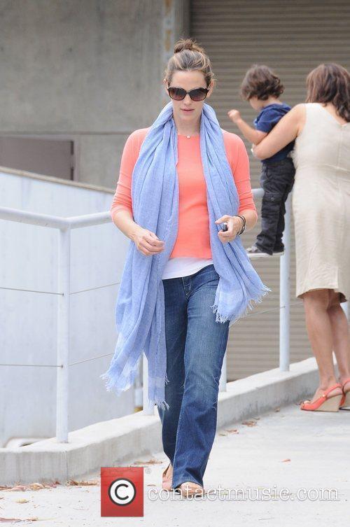 Jennifer Garner arrives at The Redondo Beach Art...