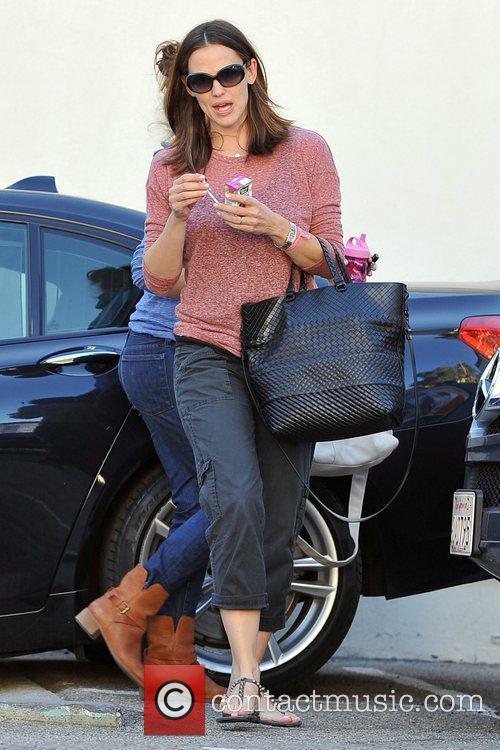 Jennifer Garner and husband Ben Affleck take their...