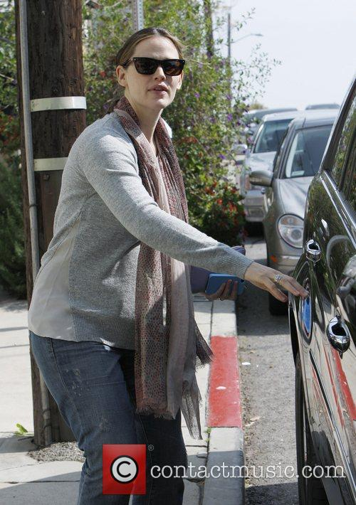 Jennifer Garner out and about in Brentwood. Los...