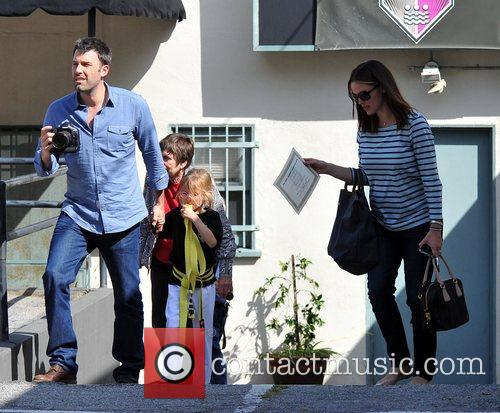 Jennifer Garner and Ben Affleck pick their daughter...