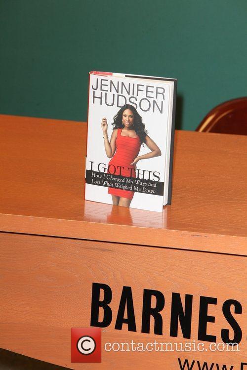 Jennifer Hudson promotes 'I Got This: How I...