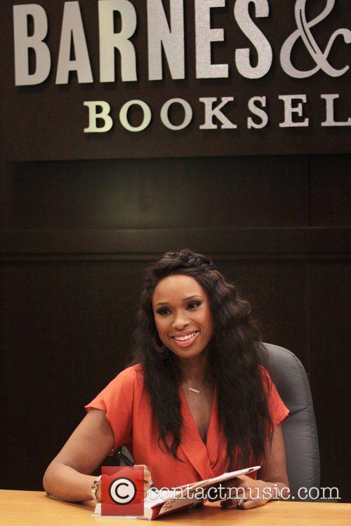Jennifer Hudson signs copies of her book 'I...
