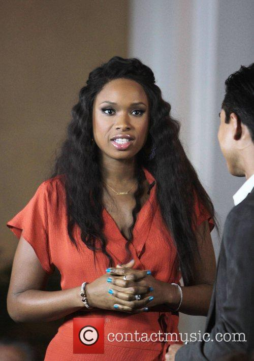 Jennifer Hudson at The Grove to appear on...