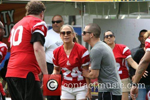 Jennifer Lopez and Casper Smart 11