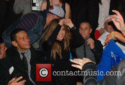 Jennifer Lopez and Boyfriend Casper Smart 5