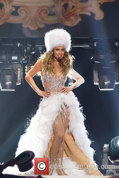 Jennifer Lopez and Pavilhao Atlantico 13