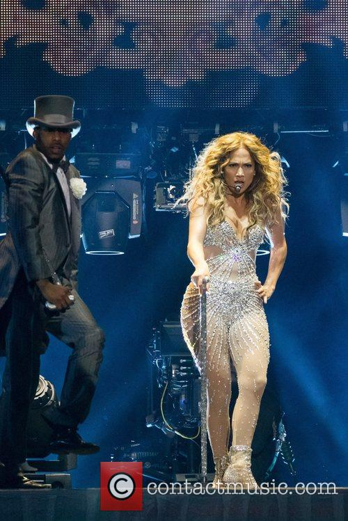 Jennifer Lopez and Pavilhao Atlantico 20
