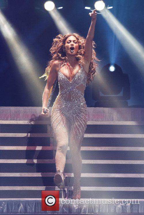 Jennifer Lopez and Pavilhao Atlantico 17