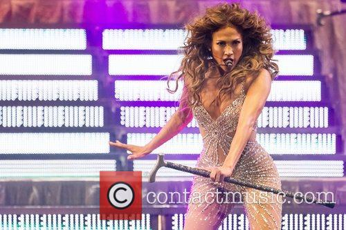 Jennifer Lopez and Pavilhao Atlantico 37