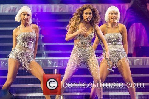 Jennifer Lopez and Pavilhao Atlantico 26