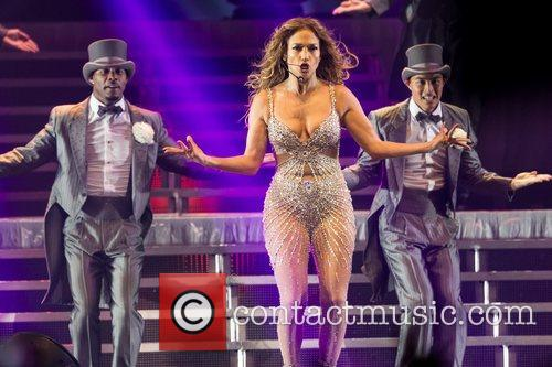 Jennifer Lopez and Pavilhao Atlantico 11