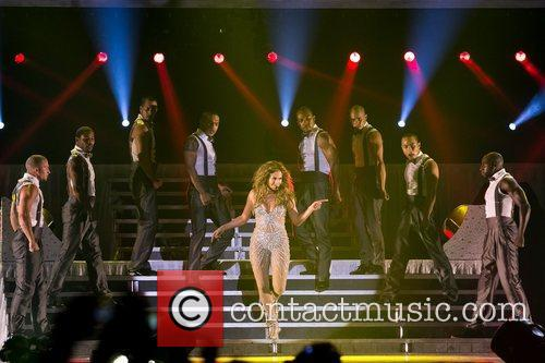 Jennifer Lopez and Pavilhao Atlantico 32