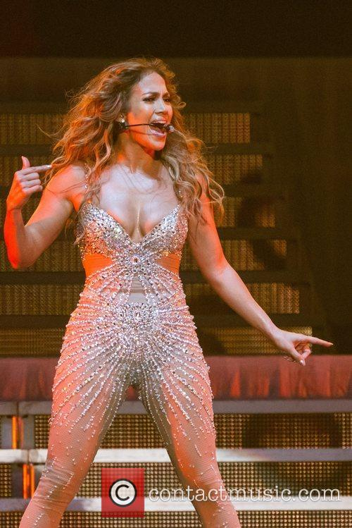 Jennifer Lopez and Pavilhao Atlantico 39