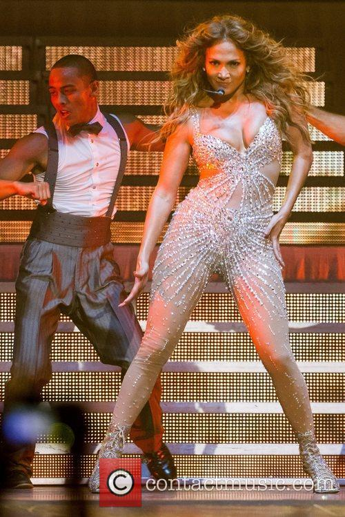 Jennifer Lopez and Pavilhao Atlantico 2
