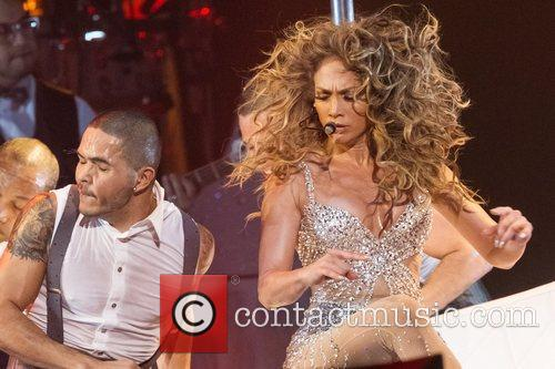 Jennifer Lopez and Pavilhao Atlantico 34