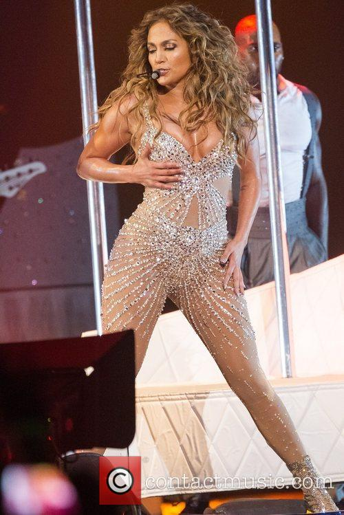 Jennifer Lopez and Pavilhao Atlantico 21