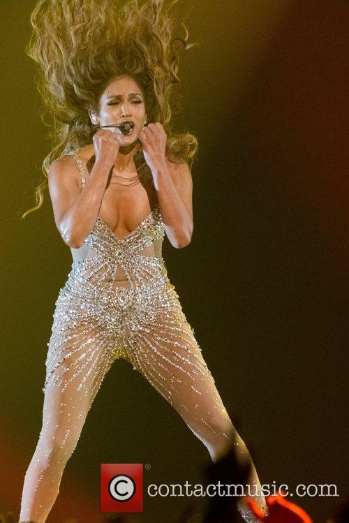 Jennifer Lopez and Pavilhao Atlantico 29