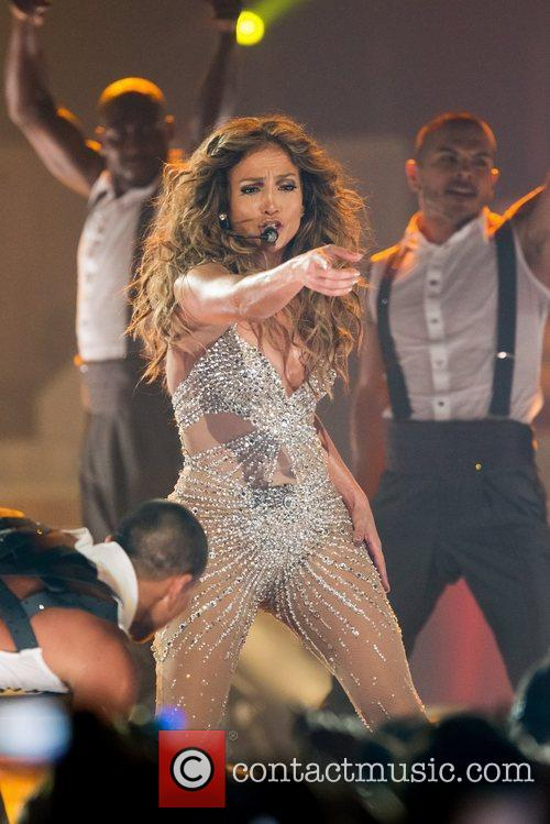 Jennifer Lopez and Pavilhao Atlantico 36