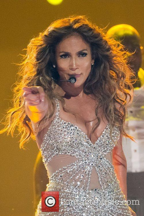 Jennifer Lopez and Pavilhao Atlantico 25