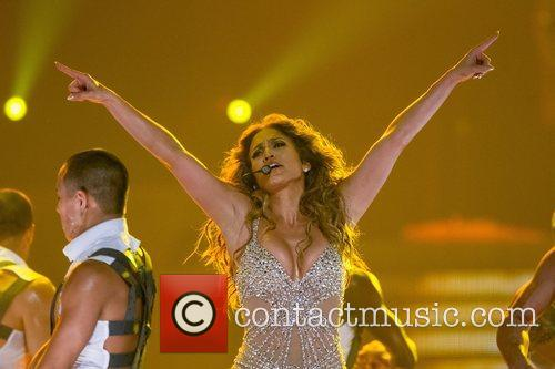 Jennifer Lopez and Pavilhao Atlantico 24