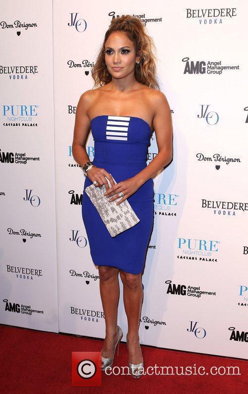Jennifer Lopez and Caesars Palace 4