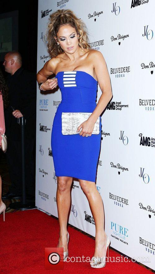 Jennifer Lopez and Caesars Palace 5