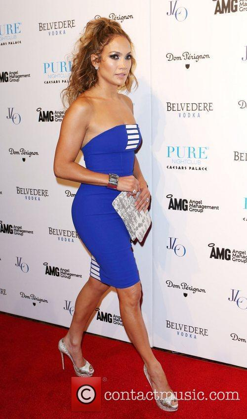 Jennifer Lopez and Caesars Palace 6