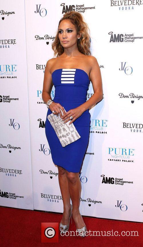 Jennifer Lopez and Caesars Palace 8