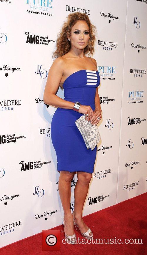 Jennifer Lopez and Caesars Palace 9