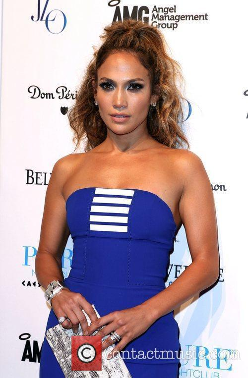 Jennifer Lopez and Caesars Palace 11