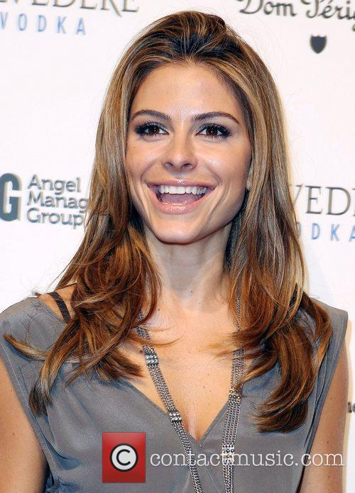 Maria Menounos and Caesars Palace 2