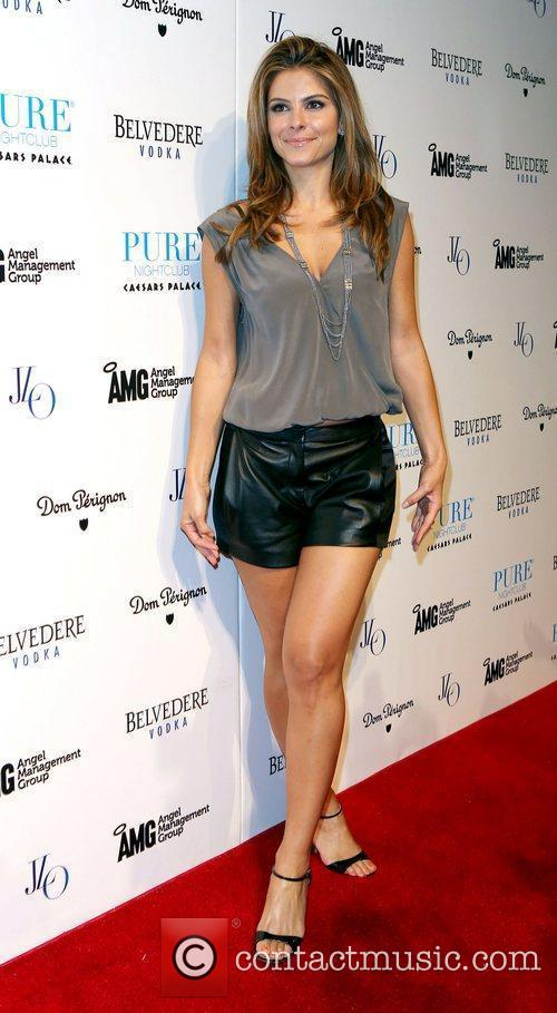 Maria Menounos and Caesars Palace 1
