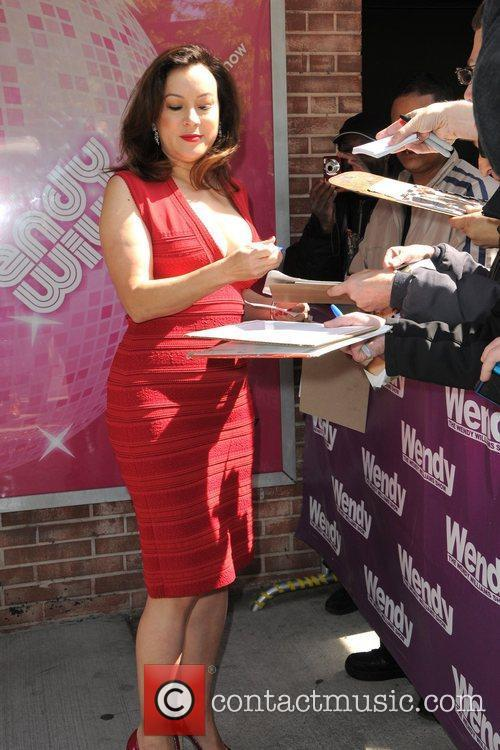 Jennifer Tilly and Wendy Williams 4