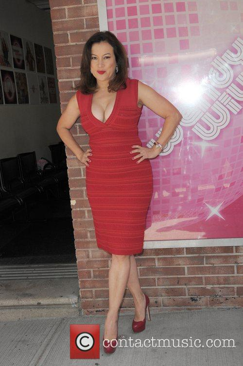 Jennifer Tilly and Wendy Williams 8