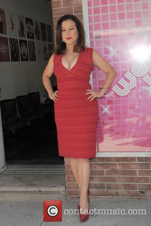 Jennifer Tilly and Wendy Williams 10