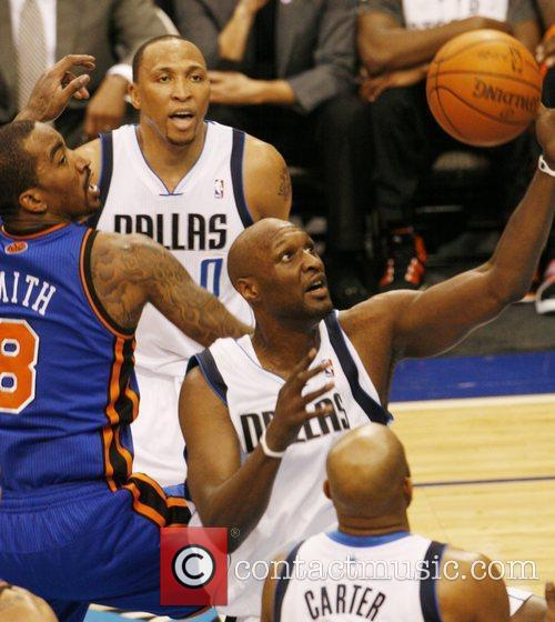 Dallas and Lamar Odom 2