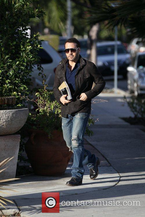 Departs Le Pain Quotidien in West Hollywood