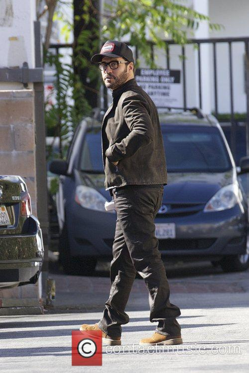 Actor Jeremy Piven and Sherman Oaks 4
