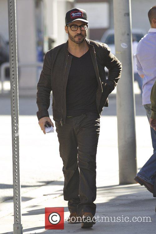 Actor Jeremy Piven and Sherman Oaks 3
