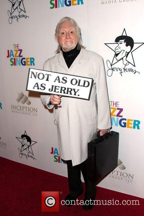 Marty Ingels,  at the Jerry Lewis 60...