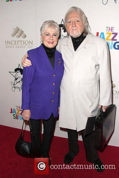 Shirley Jones and Marty Ingels,  at the...