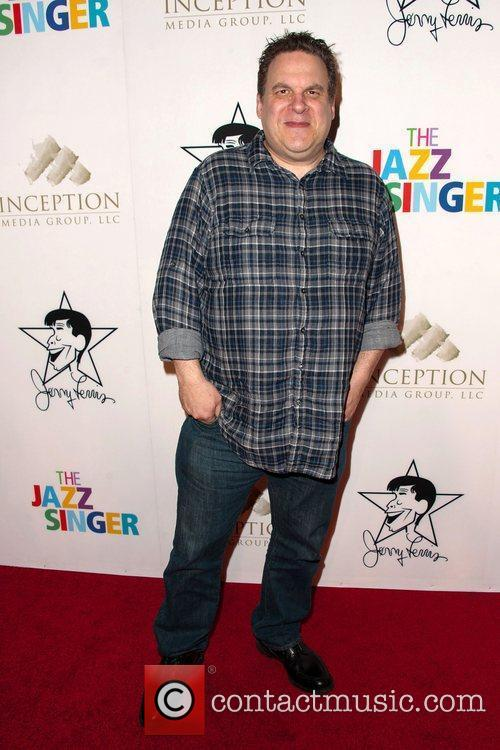 Jeff Garlin,  at the Jerry Lewis 60...