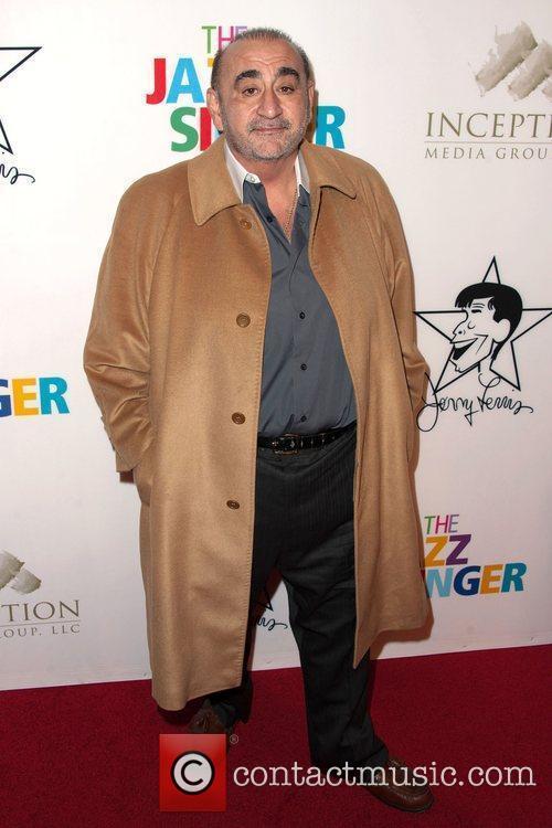 Ken Davitian,  at the Jerry Lewis 60...